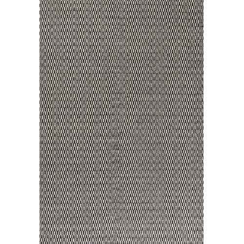 Linie-Design-Charles-rug-black-white-szonyeg-fekete-feher