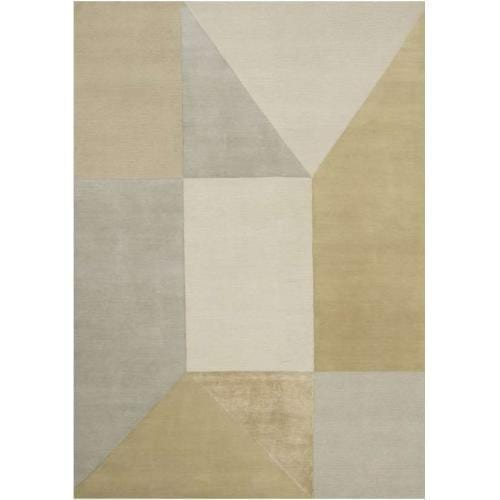 hitomi_handmade_wool_carpet_yellow