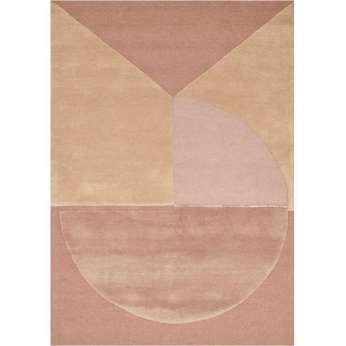 satomi_handmade_wool_carpet_rose