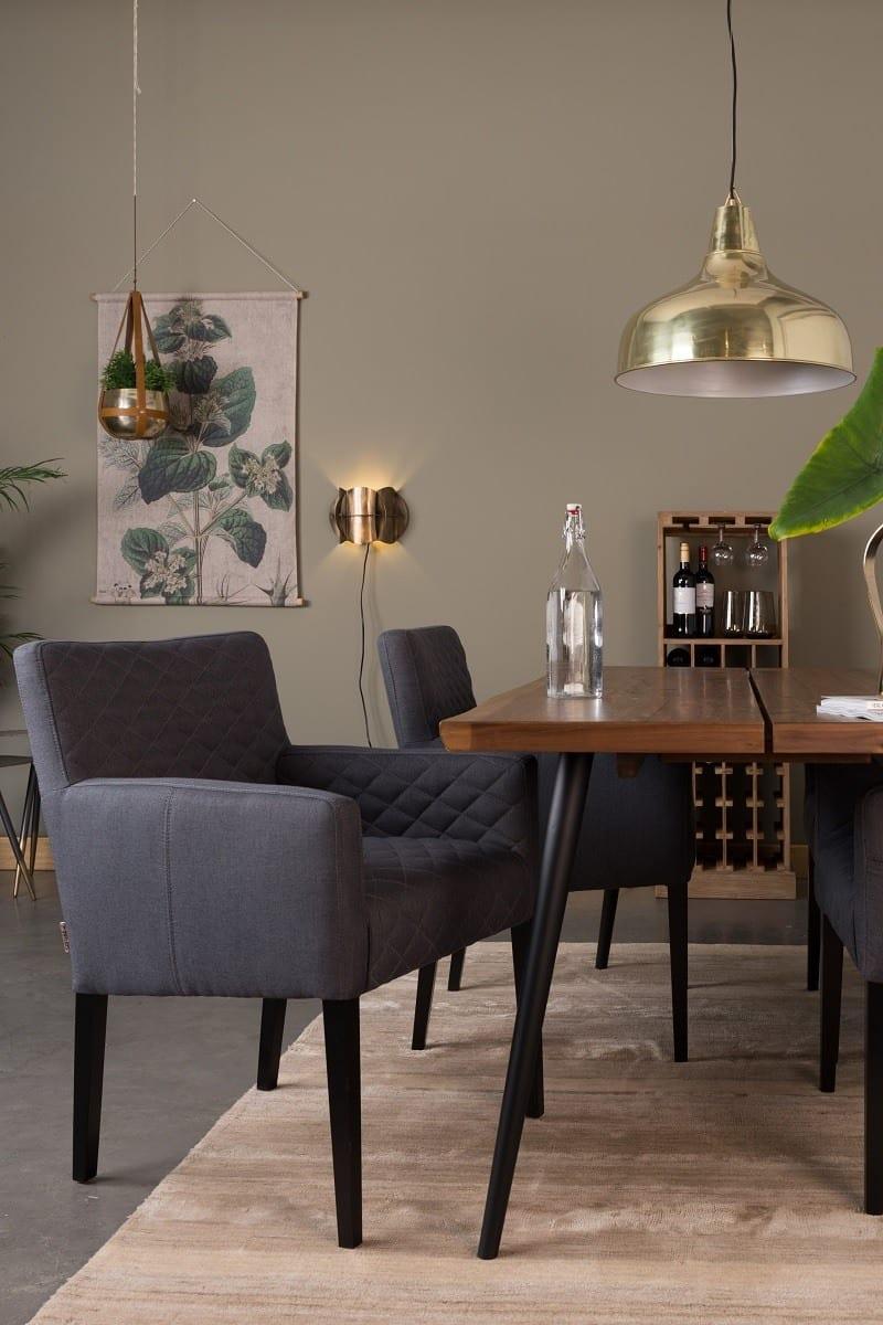 Dutcbone Aaron Dining Armchair / Innoconcept Design Étkezőszék