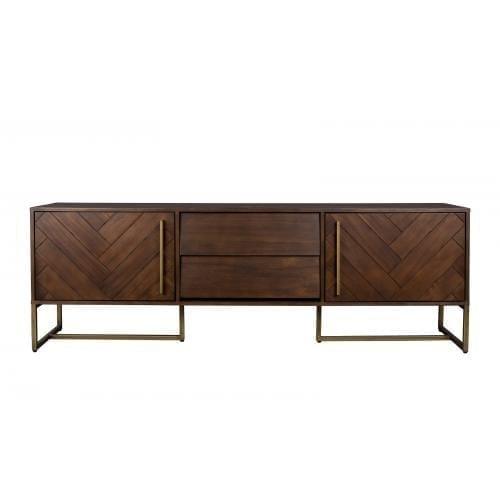 dutchbone-class-wood-brass-sideboard-fa-sargarez-komod-tv-szekreny-innoconcept-design