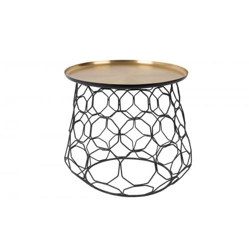 Dutchbone Moulin Side Table / InnoConcept Design Dohányzóasztal