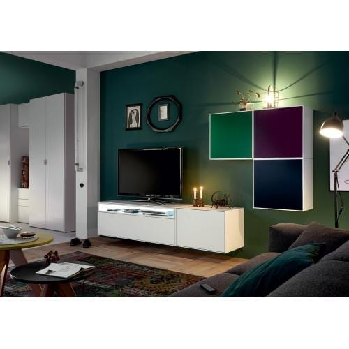 Hülsta now! Easy Living room combination / Nappali kombináció / Innoconcept design bútor