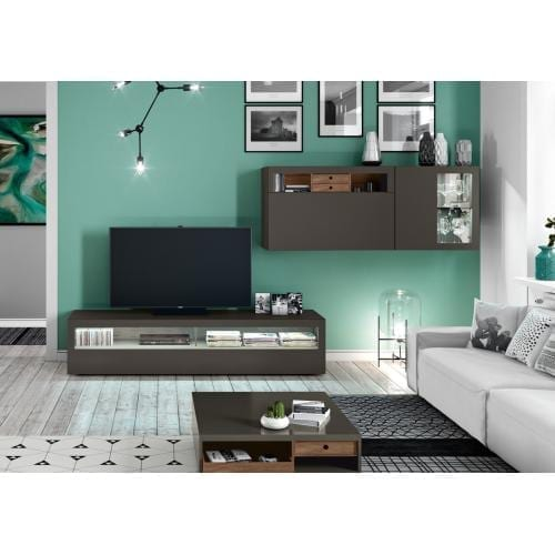 Hülsta noow! Vision Living room combination / Nappali kombináció / Innoconcept design bútor