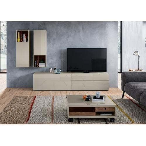 Hülsta now! Vision Living room combination / Nappali kombináció / Innoconcept design bútor