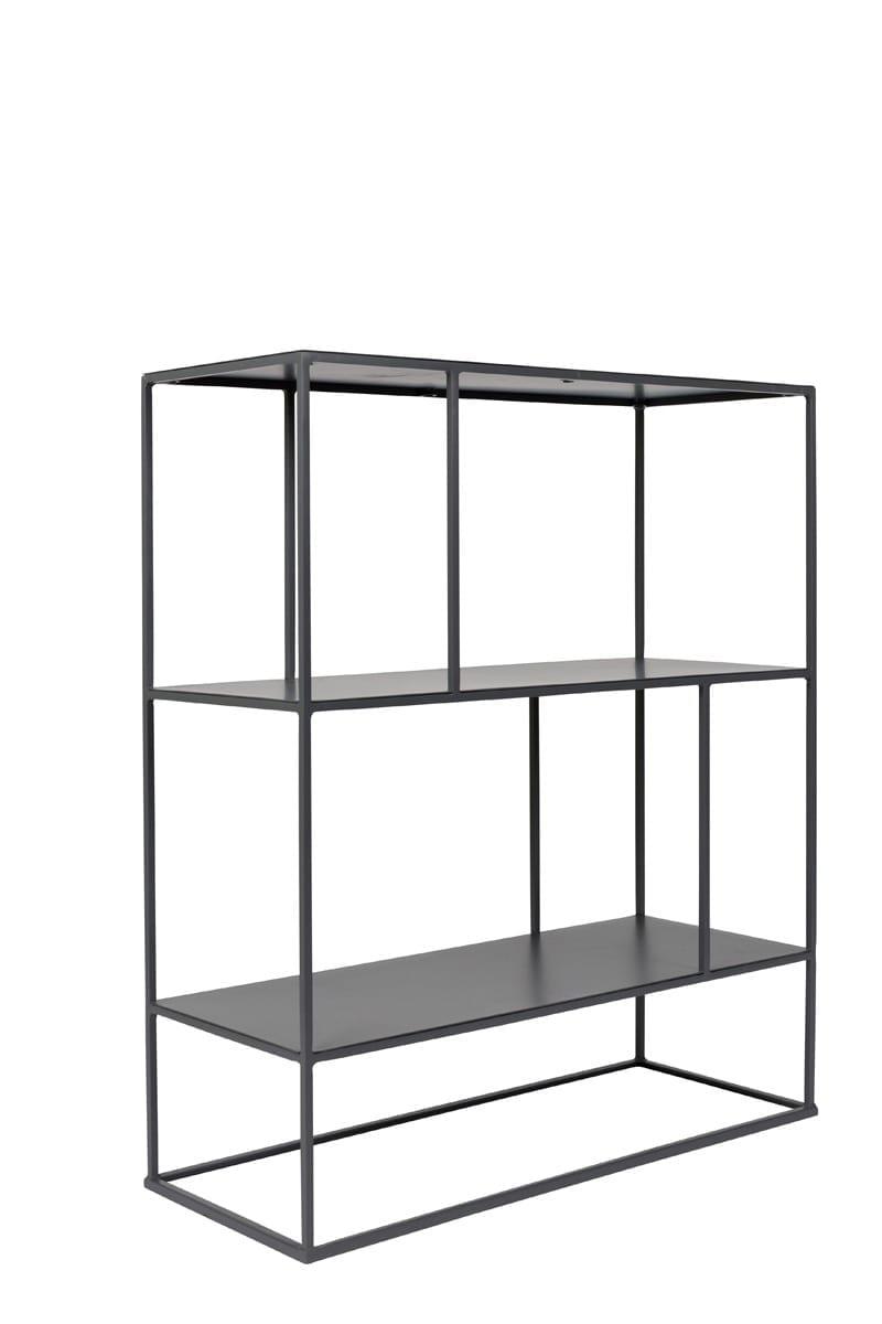 zuiver-son-black-cube-shelf-fekete-vas-polc-konyvespolc-innoconcept-design