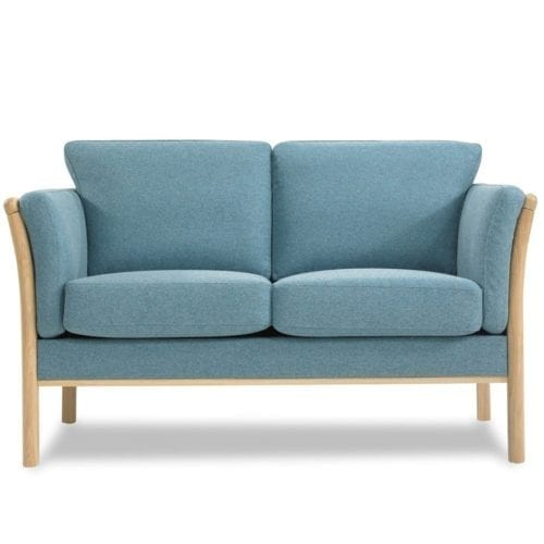 Kragelund Aya 2 seater design sofa
