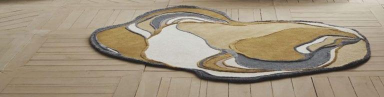 Különleges alakú szőnyegek