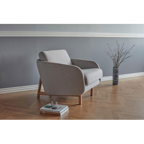 Kragelund-Tved-armchair-light-grey-fotel-szurke