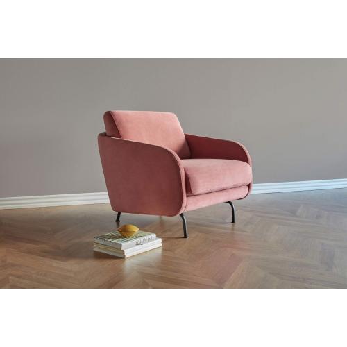 Kragelund-Tved-armchair-peach-fotel-barack
