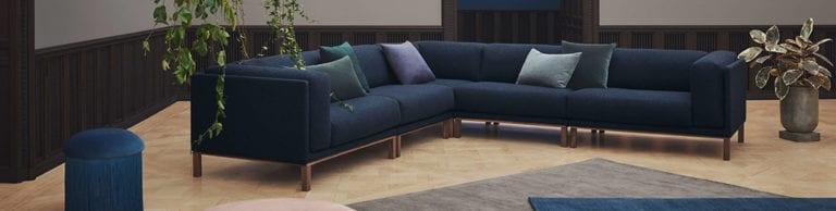 Sarokkanapék és L alakú kanapék