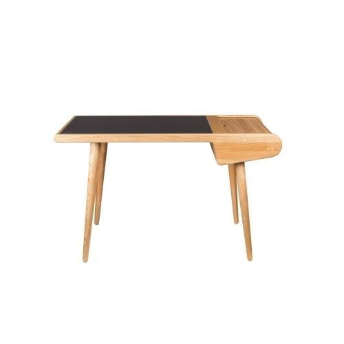 Zuiver Barbier wooden desk // fa íróasztal