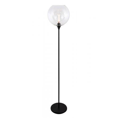 Globen Lighting Bowl floor lamp clear // Bowl állólámpa átlátszó