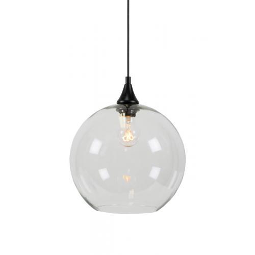 Globen Lighting Bowl pendant 28 clear // Bowl függőlámpa 28 átlátszó