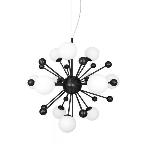 Globen Lighting Copernicus pendant black // Copernicus függőlámpa fekete