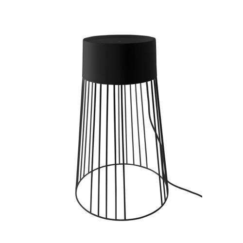 Globen Lighting Koster outdoor floor lamp black // Koster kültéri állólámpa fekete
