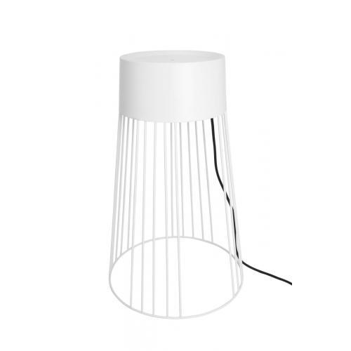 Globen Lighting Koster outddor floor lamp  white // Koster kültéri állólámpa fehér