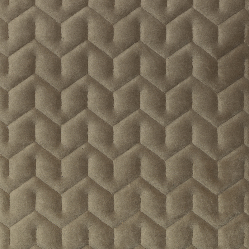 ALLY QUILT 991465-64 taupe