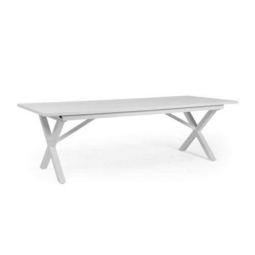 Brafab-Hillmond-outdoor-dining-table-white-large-side-3-kulteri-étkezoasztal-feher-nagy-oldalt-3