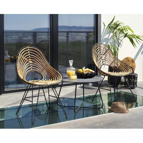 Brafab Kebira outdoor armchair/kültéri fotel