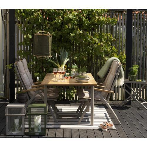 Brafab Lyon outdoor dining table/kültéri étkezőasztal