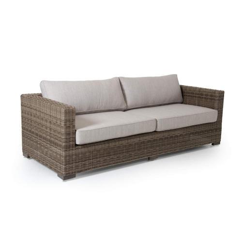 Brafab Ninja outdoor 3-seater sofa/kültéri 3 személyes kanapé
