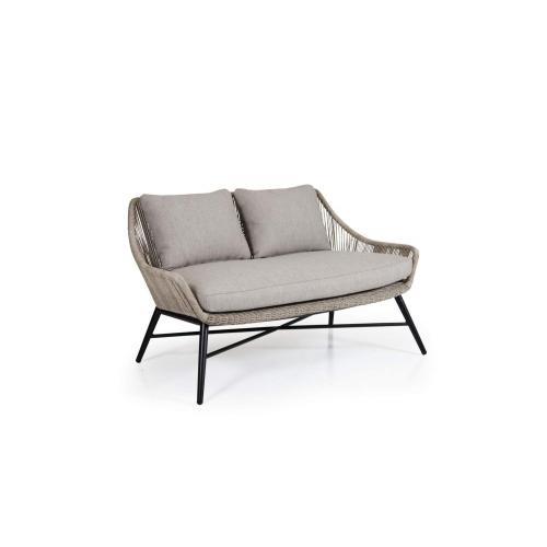 Brafab Pembroke outdoor 2-seater sofa/kültéri kanapé