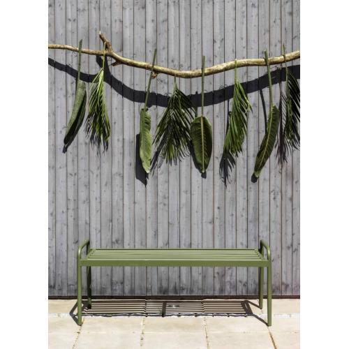 Brafab Sonnac outdoor bench/kültéri pad