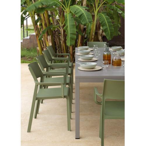 Brafab Trill outdoor armchair:kültéri fotel-enterior