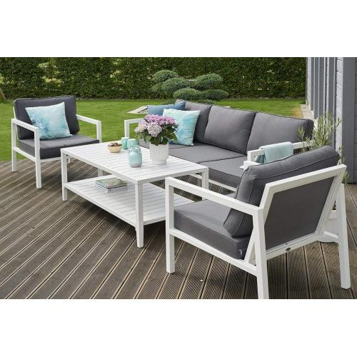 brafab belfort outdoor armchair white 01/kültéri fotel fehér 01