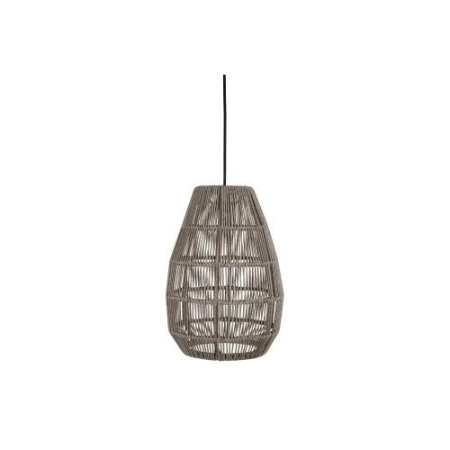 Brafab Pamir outdoor pendant lamp small beige/kültéri függő lámpa kicsi bézs