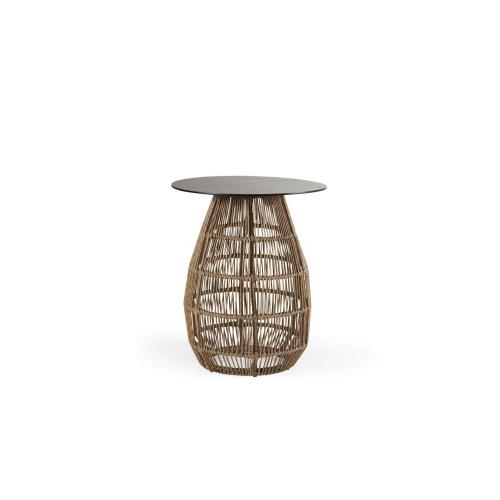 brafab-pamir-outdoor-side-table-small-brown-kulteri-kisasztal-kicsi-barna
