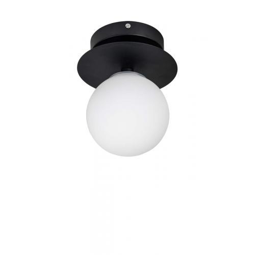 Globen Lighting Art Deco Plafoneer / Wall lamp black // Art Deco Mennyezeti / Fali lámpa fekete