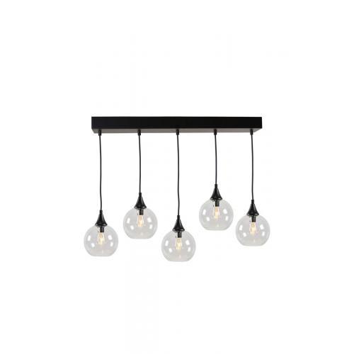 Globen Lighting Bowl-Pallas pendant clear // Bowl-Pallas függőlámpa átlátszó
