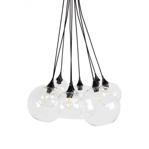 Globen Lighting Bowl-Pallas pendant black // Bowl-Pallas függőlámpa fekete
