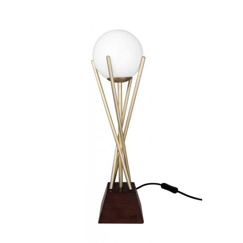 Globen Lighting Sarasota table lamp brass // Sarasota asztali lámpa réz