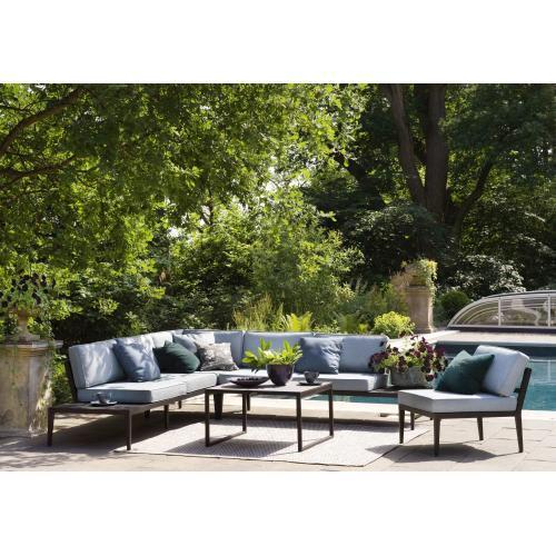Brafab Coaldale outdoor modular sofa set/kültéri moduláris kanapé szett