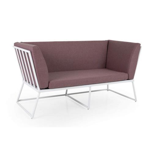 Brafab Vence outdoor 2-seater sofa/kültéri kétszemélyes kanapé