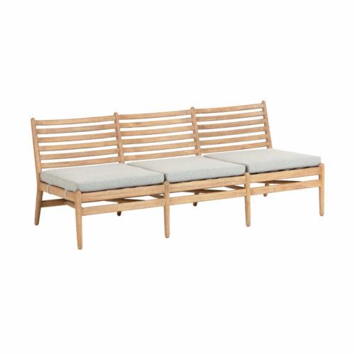 SIMJA wooden outdoor sofa // SIMJA kültéri kanapé