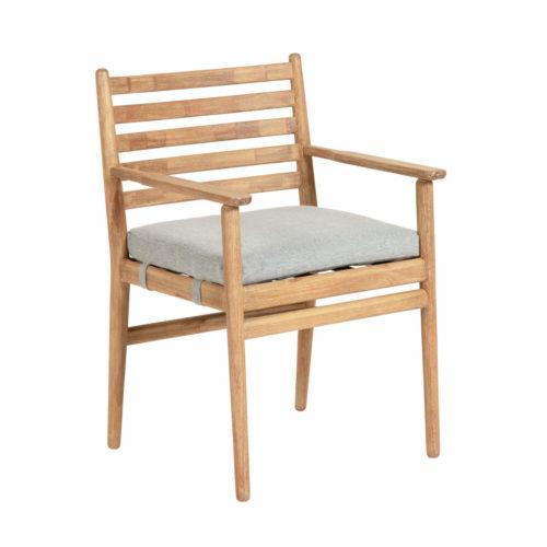 SIMJA wooden outdoor armchair // SIMJA kerti fotel