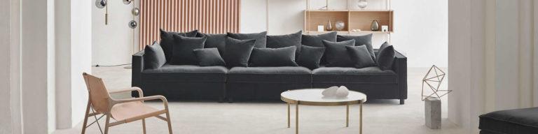 Moduláris kanapék