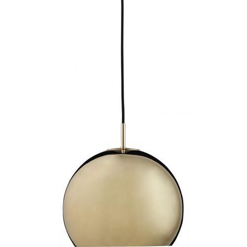Frandsen-Ball-Pendant-25-cm-Brass-Glossy