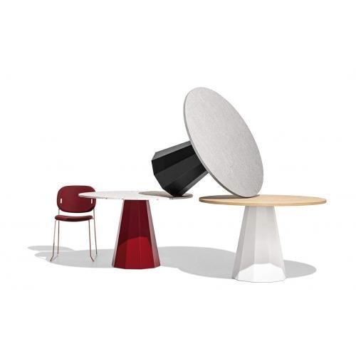 Connubia-Dix-round-dining-table-kerek-etkezoasztal-1