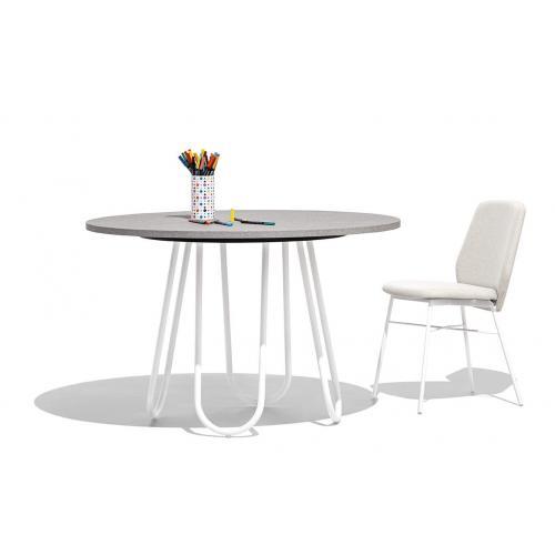 Connubia-Stulle-round-dining-table-kerek-etkezo-asztal-1