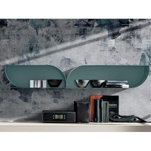 tomasella petalo shelf fali polc