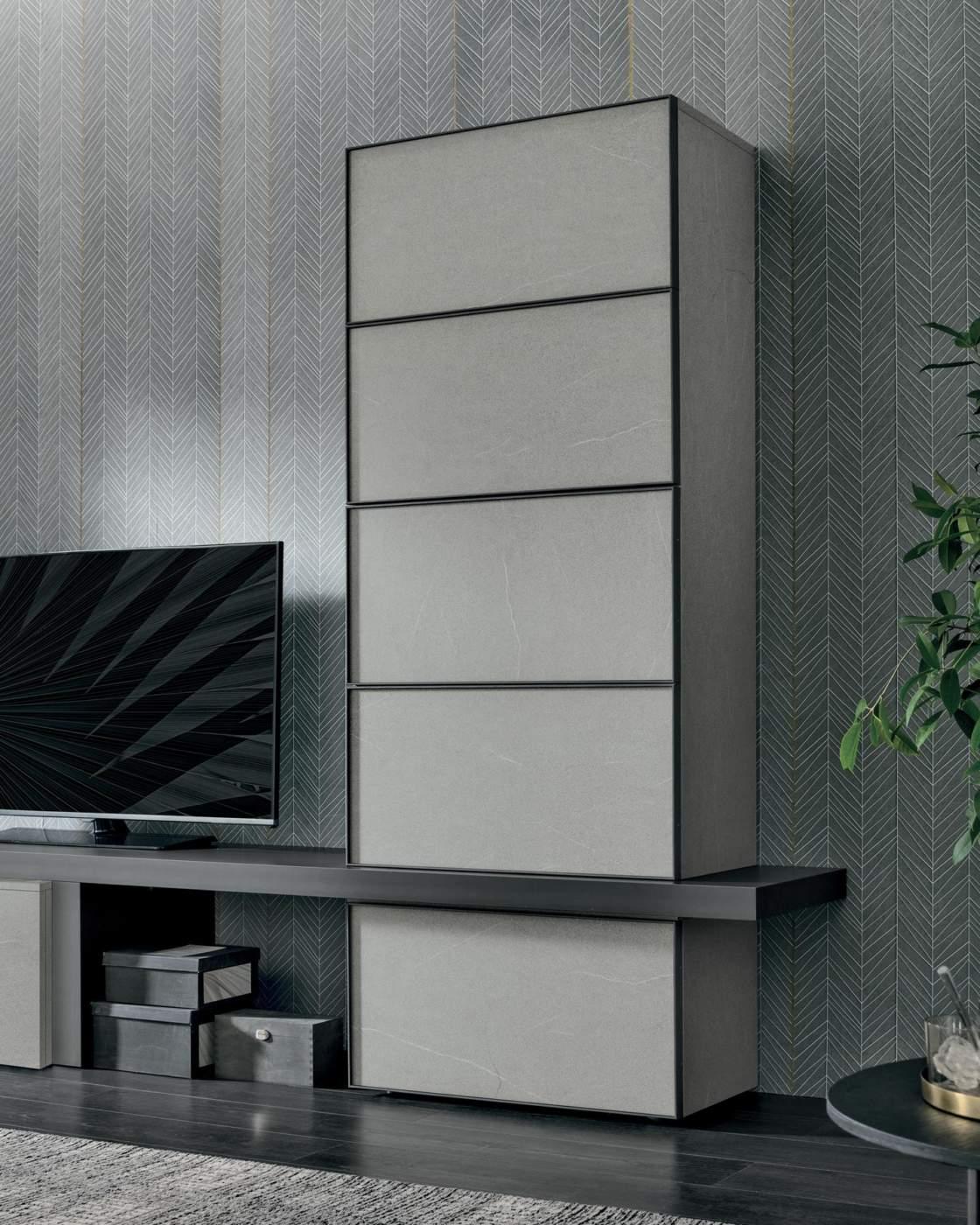 Tomasella atlante living room combination // Atlante nappali kombináció