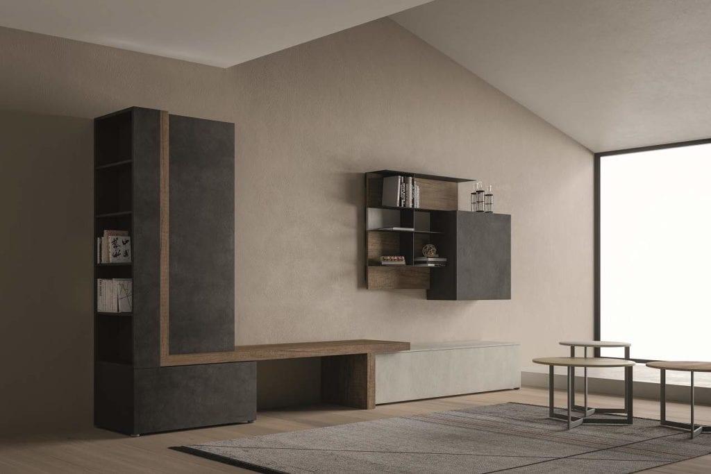 Tomasella atlante living room combination