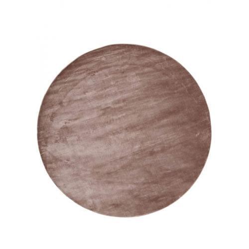 Linie-Design-Lucens-round-rug-rose-kerek-szonyeg-rozsaszin