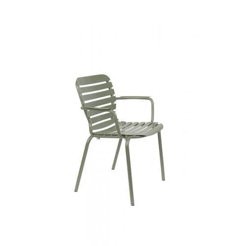 Zuiver-Vondel-outdoor-armchair-green-kulteri-szek-kartamlaval-zold